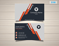 Modern Attorney Business Card