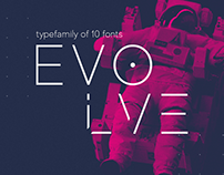 MADE Evolve Sans | Font