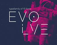 MADE Evolve Sans | Font