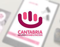 LOGOTIPO Cantabria NeuroRehabilitación