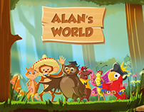Alan's World