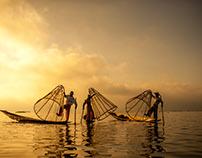 The Intha Fisherman