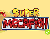 Super Mecafish - Game artwork