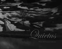 Quietus | Winter 2012 Couture Collection