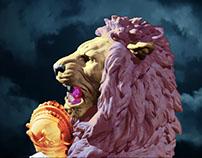 Lion of Vienna Museum