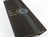 Shadowrun Returns Kickstarter Brochure