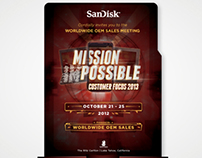"SanDisk ""Mission Possible"" Conference"