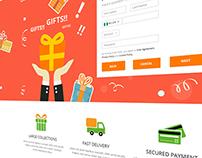Sender.ly - Online Gitfting Platform