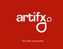 Artifx Identity