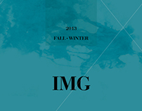 IMG NY 2013 F/W Show Package Concept