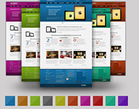 Multi Purpose Responsive Wordpress Theme