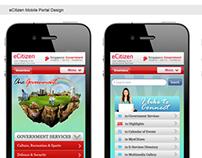 eCitizen Mobile Design Study (Yr 2011)