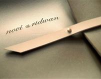 Novi & Ridwan