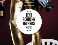 TENT. Academy Awards 2010