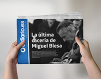eldiario.es Newspaper Design