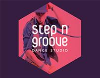 Step n Groove Dance Studio - Re-Branding