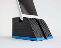 Phone Holder - Reed Recycling Project