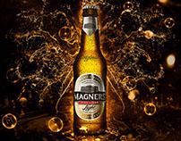 Magners - CGI + Retouching
