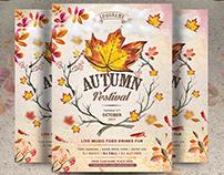 Autumn Fest Flyer