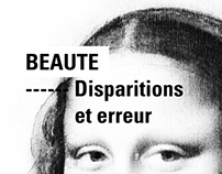 Beauty : Graphic experiences