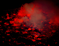 RDC - Nyiragongo Volcano