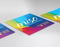 International Student Organization Branding