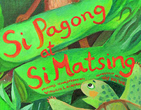 Si Pagong at Si Matsing