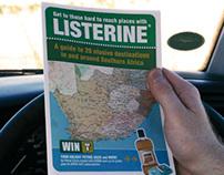 Listerine Summer Tactical handout