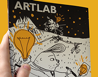 Artlab #44 - Cover