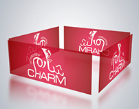 Charm Restaurant logo