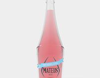 Mateus Rose Bottle