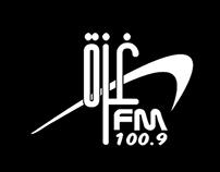 Gaza FM 100.9 logo