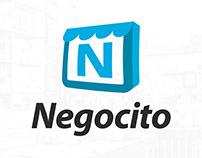 Logotipo para app de tenderos en Chile