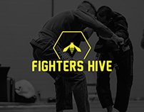 Fighters Hive rebranding