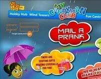 My Candyman Club - Website