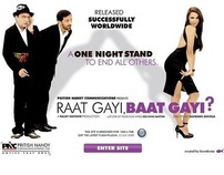 Raat Gayi Baat Gayi - Website