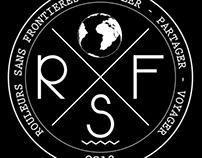 R.S.F / New Branding