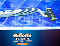 Gillette Future Labs Interactive Show