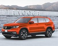 Volkswagen Atlas Facelift