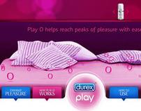 Durex PlayO - Microsite
