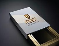 MYYST Logo & Brand Identity