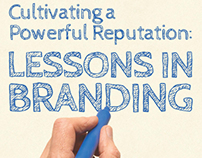 Cultivating a Powerful Reputation: Lessons in Branding
