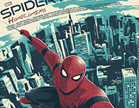 SPIDER-MAN: HOMECOMING for Poster Posse