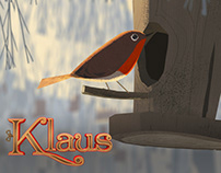 Klaus - production design images 2019