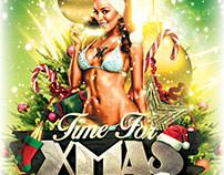 Sexy Christmas Poster
