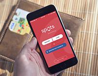 Spots (iOS Application)