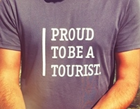 Proud To Be A Tourist 2012.