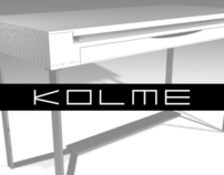 KOLME. Variable work area