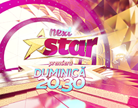 'Next Star' GFX Package refresh