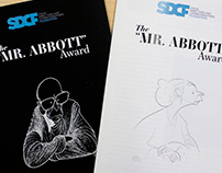 "The 2019 ""Mr. Abbott"" Award"